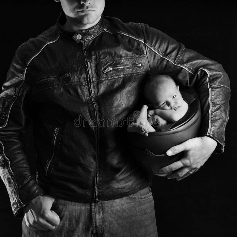 Серия отца и сына стоковые фотографии rf