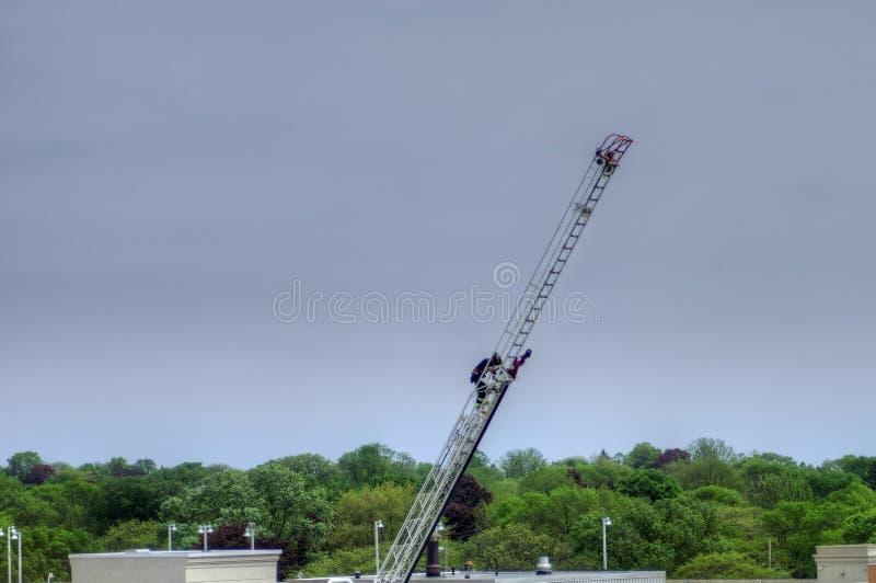 Серия одно пожарного 8 стоковое изображение rf