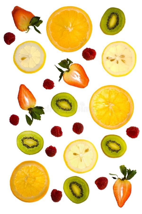 серия плодоовощ стоковое изображение rf