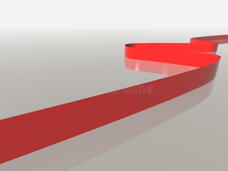 серия предпосылки иллюстрация вектора