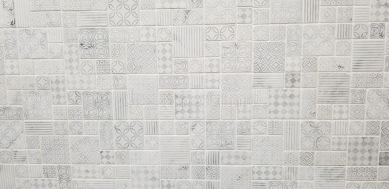 Серия текстуры - современные кафельные картины стоковые фото