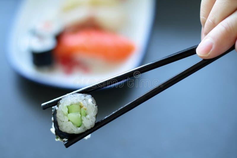 серия японца еды стоковые фото