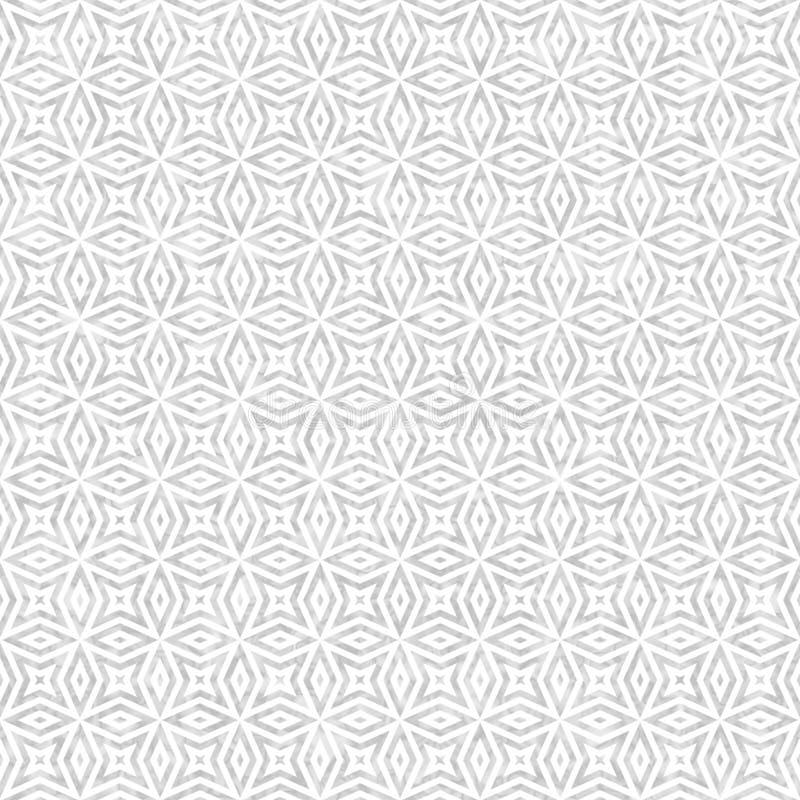 Серо-звёздочная вспышка абстрактного геометрического гладкого текстурированного фона иллюстрация штока