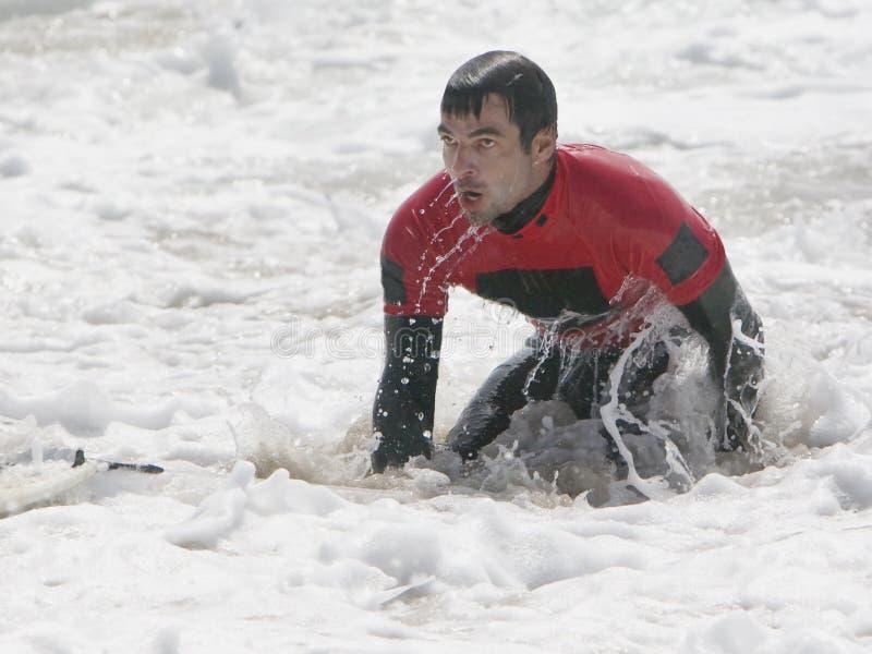 серфер стоковые фото