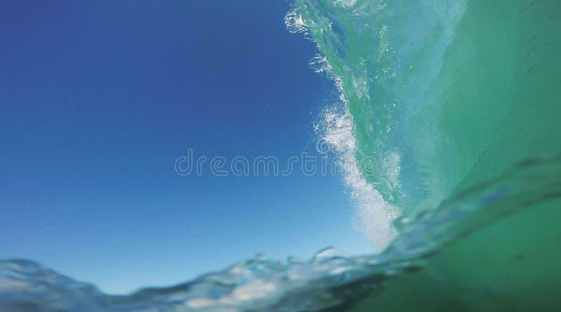 Серфинг реки Маргарет стоковое фото rf