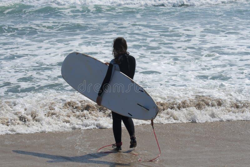 Серфинг Go! стоковые фотографии rf