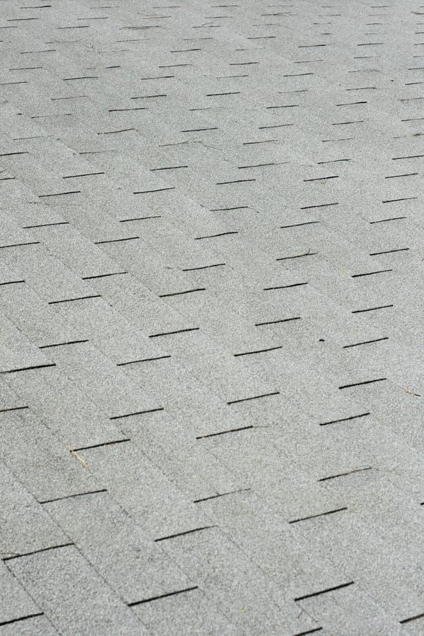 серые гонт крыши стоковое фото