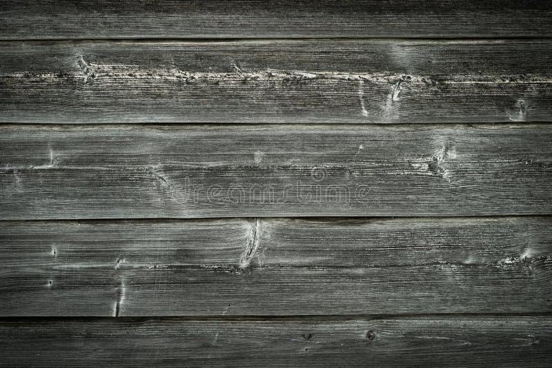 Серые деревянные доски, grunge и старая, предпосылка текстуры стоковые изображения rf