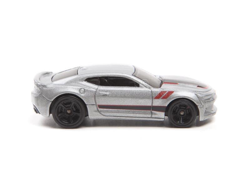 Серый автомобиль металла стоковые изображения rf