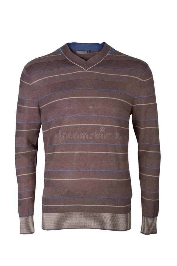 Серый свитер стоковые изображения rf