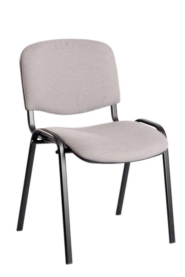 Download Серый стул офиса стоковое изображение. изображение насчитывающей дело - 41661585