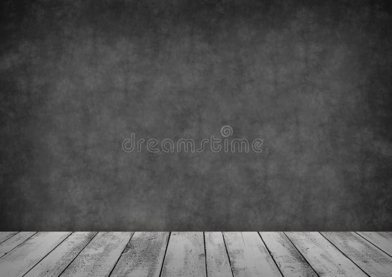 Серый фон для студии фото, предпосылки, обоев иллюстрация вектора