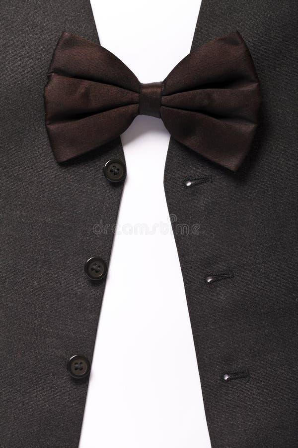 Серый цвет жилета людей стоковое фото rf