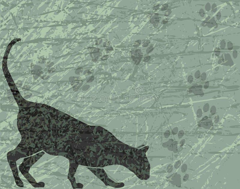 серый цвет кота бесплатная иллюстрация