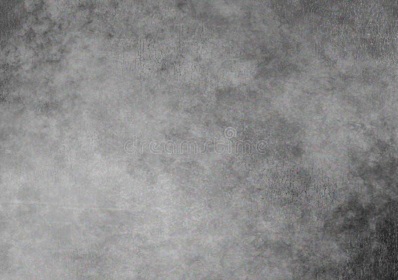 Серый цвет текстурировал простые обои предпосылки стоковые фото
