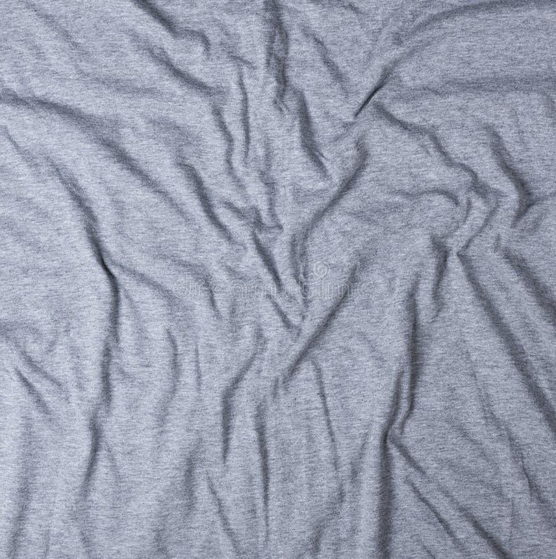 Серым ткань простирани-сморщенная motley стоковое изображение rf
