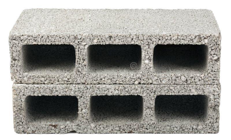 Изолированные блоки конструкции - 2 стоковая фотография rf