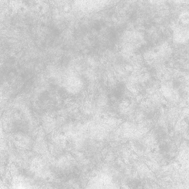 Сер-белая картина Monochrome поверхность чернил акварели запачканная нежностью иллюстрация вектора