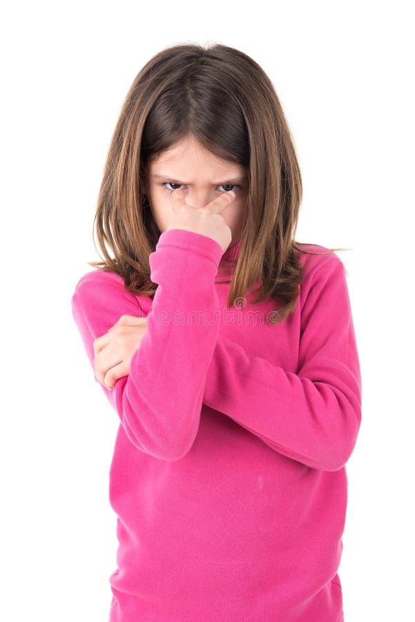 сердитая девушка стоковые изображения rf