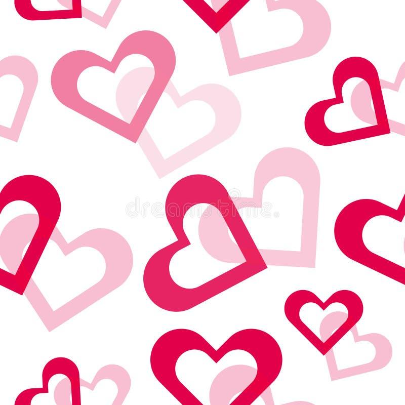 Сердца Валентайн бесплатная иллюстрация