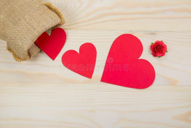 Сердца льют стоковое изображение