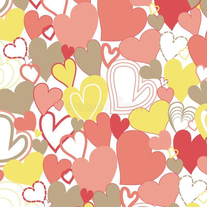 Сердце сердца стоковое изображение rf