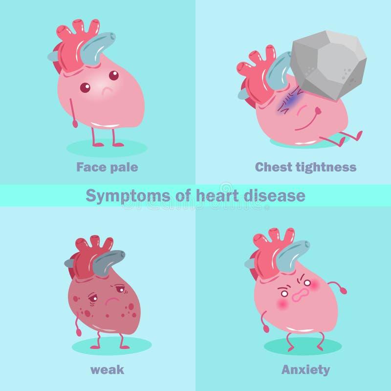 Сердце с концепцией здоровья бесплатная иллюстрация