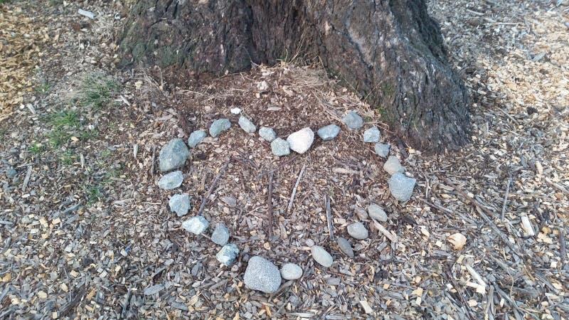 Сердце стоковое изображение rf