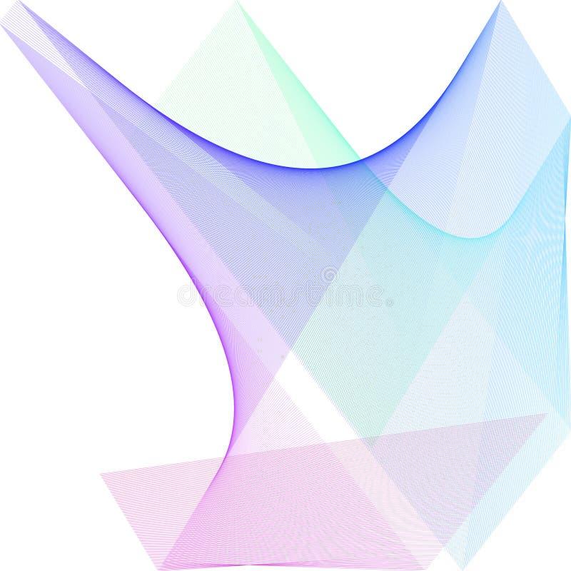 Сетка цифров бесплатная иллюстрация