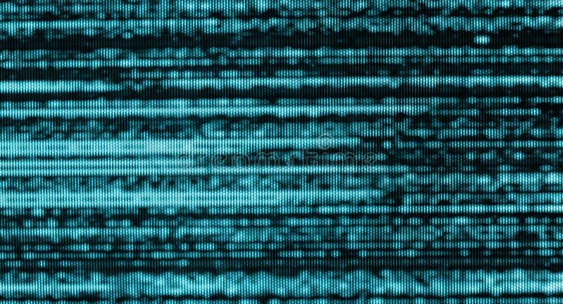 Сетноой-аналогов реальный шум телевизора стоковое фото rf
