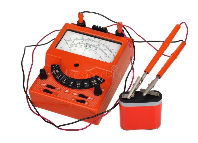 сетноой-аналогов вольтамперомметр стоковые изображения
