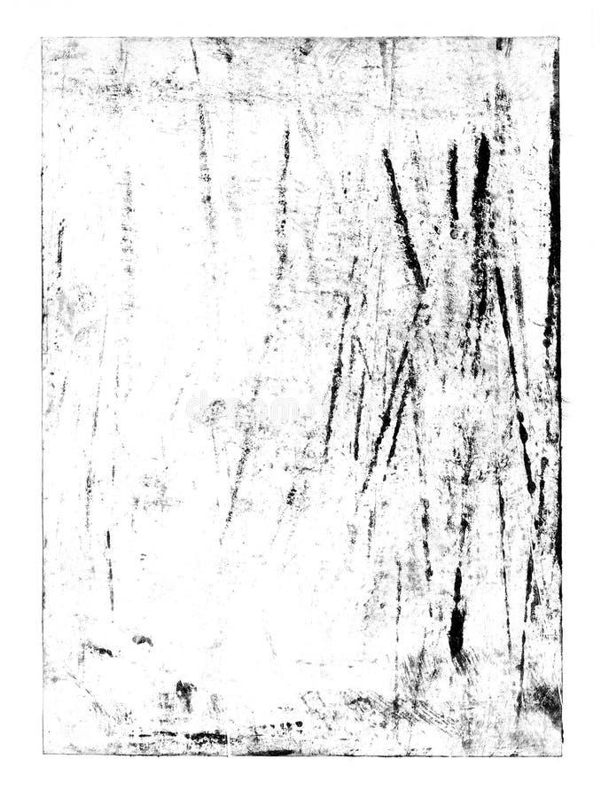 сетноые-аналогов scrateches стоковое изображение
