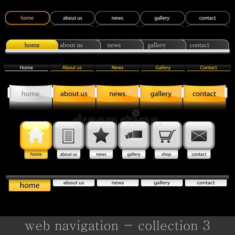 сеть навигации