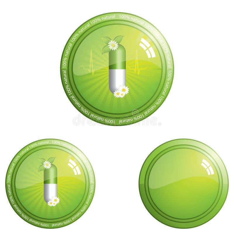 Download сеть нажима кнопок иллюстрация вектора. иллюстрации насчитывающей медицинско - 18378990