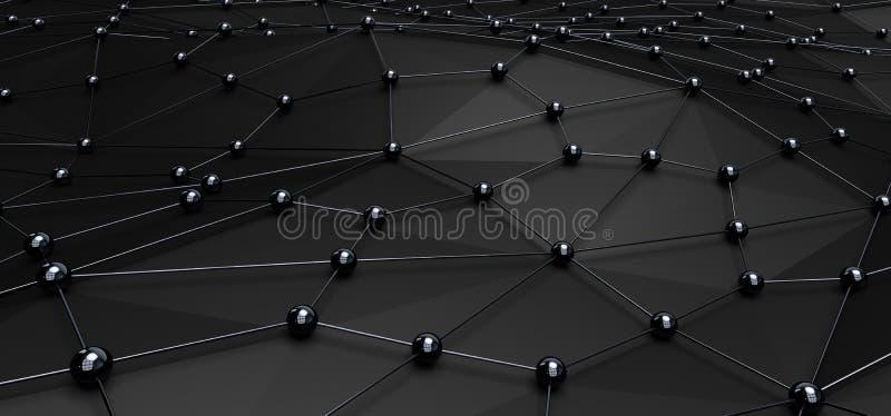 Сеть сети и интернета concept бесплатная иллюстрация