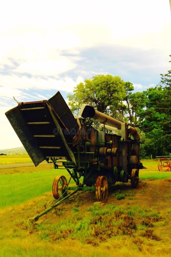 Сельскохозяйственное оборудование Olf стоковое изображение