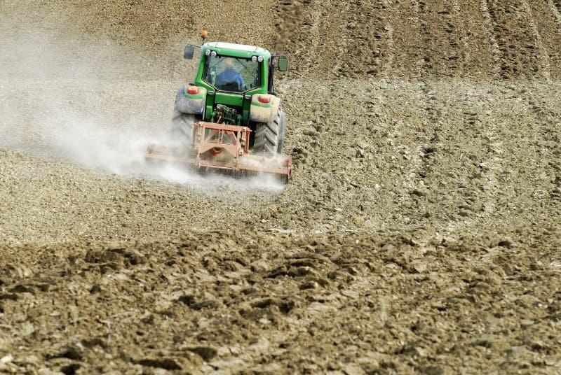 Сельскохозяйственные работы стоковое фото