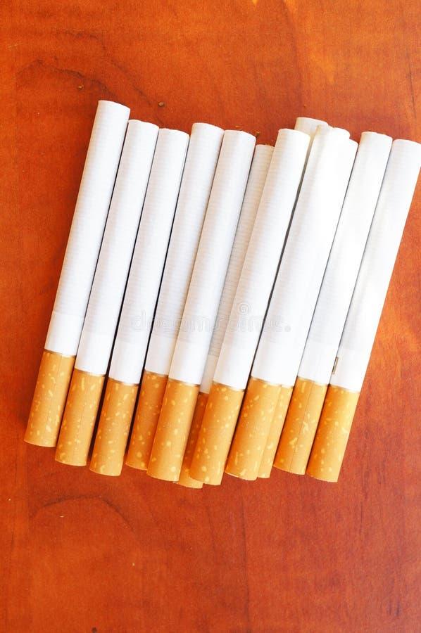 Сигареты фильтра стоковые фото