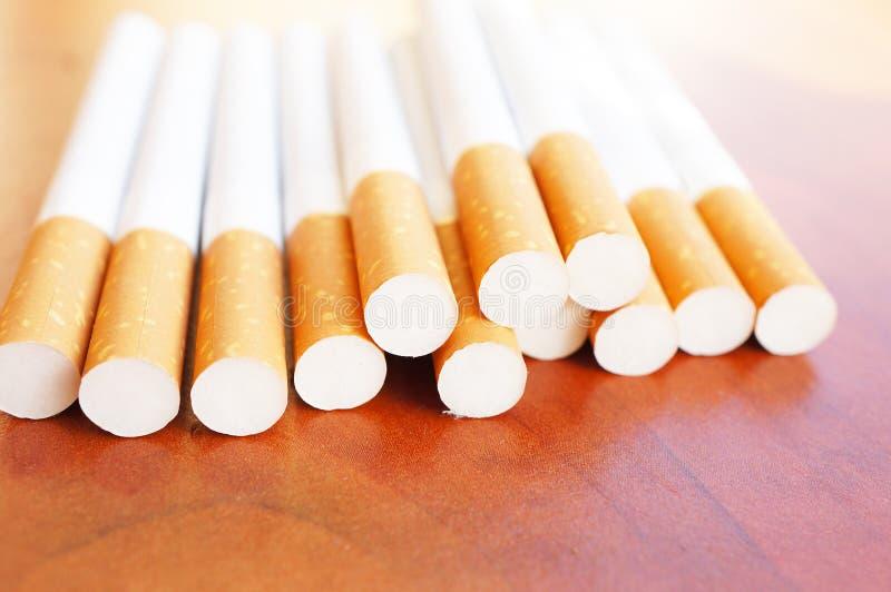 Сигареты фильтра стоковые фотографии rf