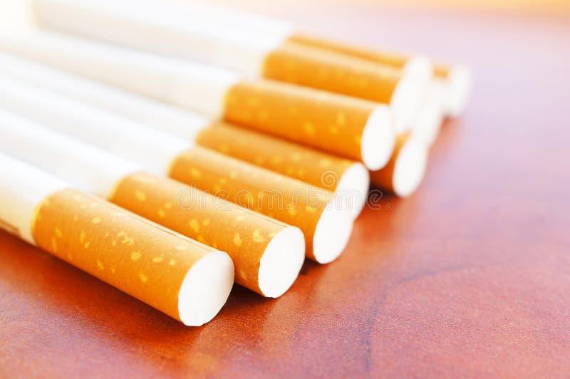 Сигареты фильтра стоковая фотография