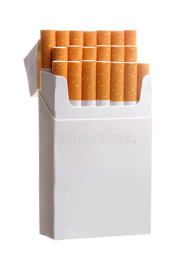 сигареты стоковые фото
