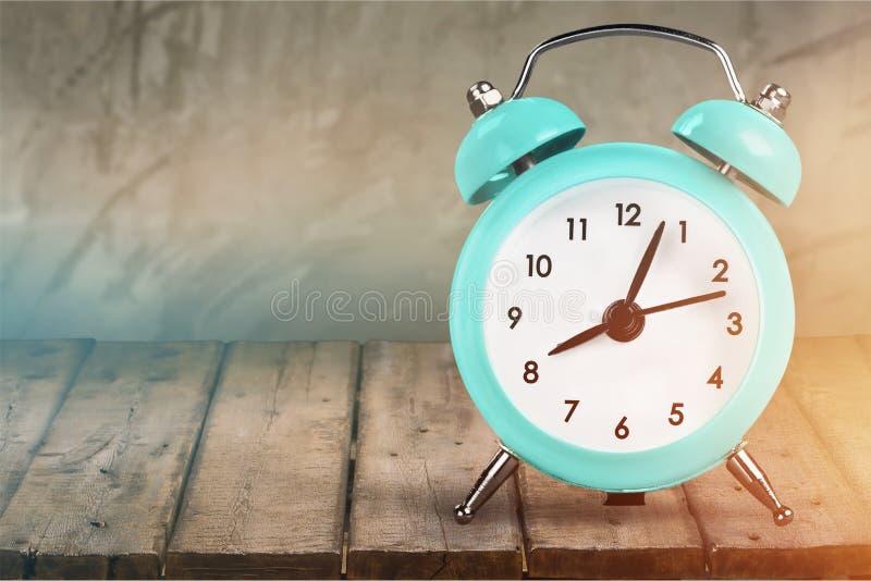 Сигнал тревоги часов стоковая фотография rf