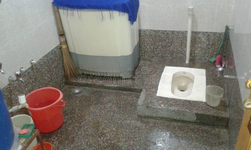 Сидя тип комната pic1 ванны стоковые фотографии rf