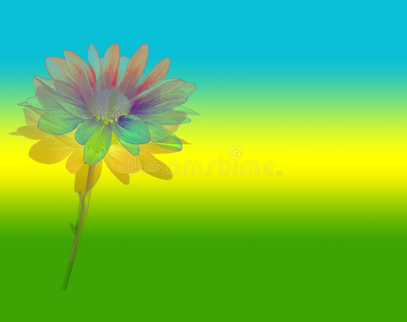 Download сила цветка иллюстрация штока. иллюстрации насчитывающей sixties - 478284