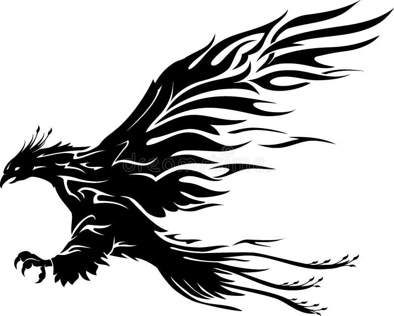 План когтей птицы иллюстрация вектора. иллюстрации ...