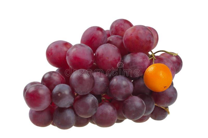 символизировать красного цвета виноградин стоковое изображение