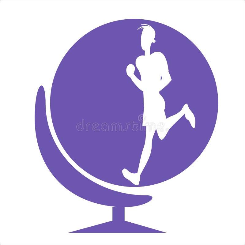Символы спорт иллюстрация вектора