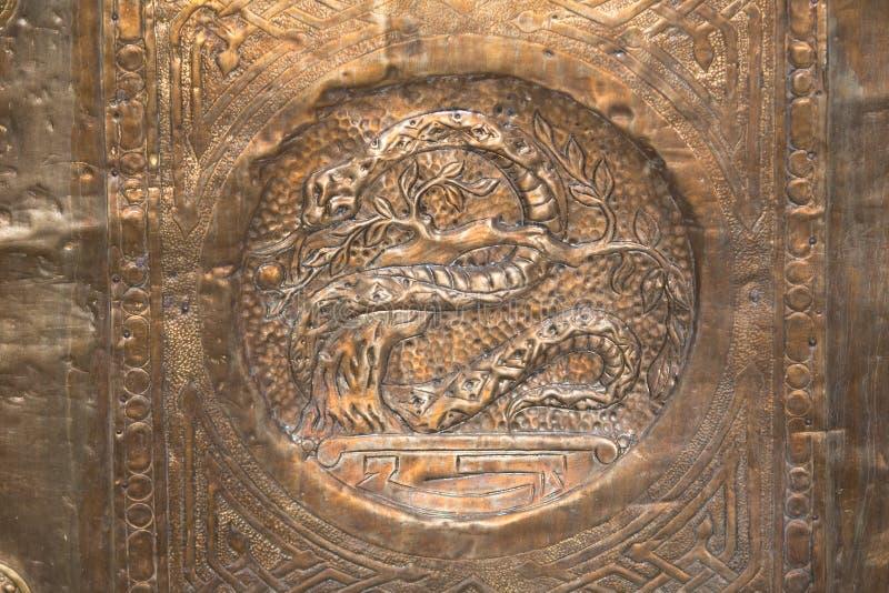 символы 12 семей израильские стоковое изображение rf
