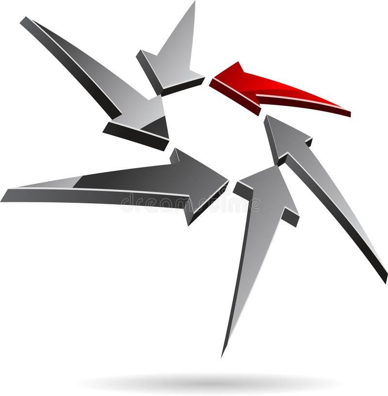 символ компании бесплатная иллюстрация