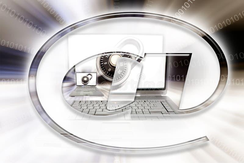 символ компьютера стоковые фотографии rf